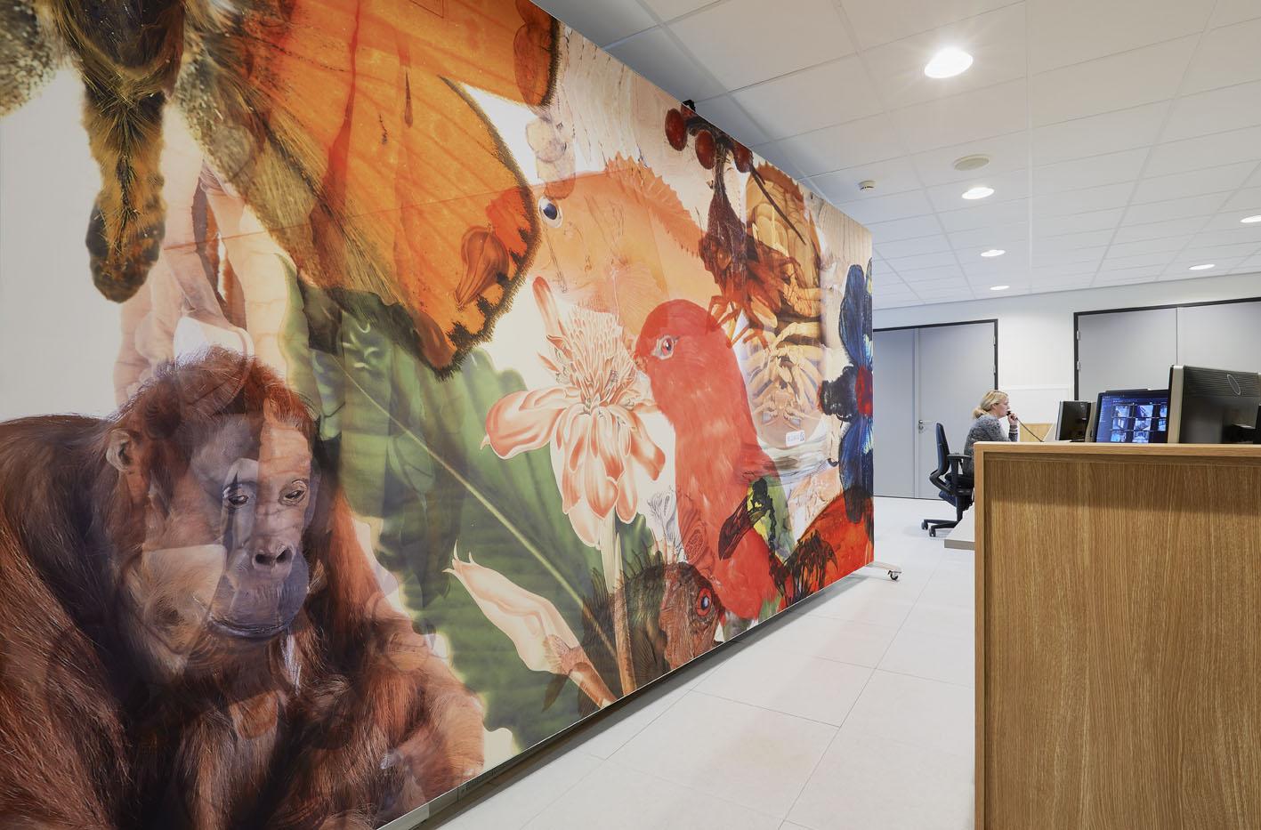 Leiden - Naturalis voor Betiche. Foto: Pierre Crom